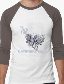 Cannibal Ox Cold Vein Men's Baseball ¾ T-Shirt