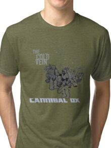 Cannibal Ox Cold Vein Tri-blend T-Shirt