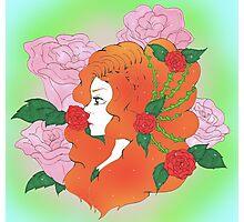 Poison Ivy Photographic Print