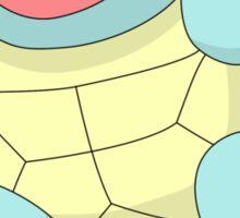 #07 Squirtle Pokemon Sticker