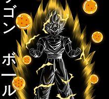 Wish - Goku by Heksiah