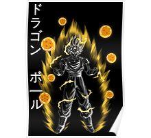 Wish - Goku Poster