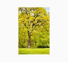 Large spring oak tree Unisex T-Shirt