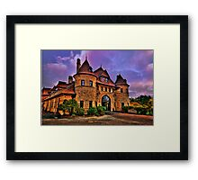 Larz Anderson Auto Museum Framed Print