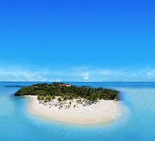 Bacardi Island in Samana Bay, Dominican republic by Atanas Bozhikov