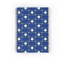 Volleyball of Interest Spiral Notebook