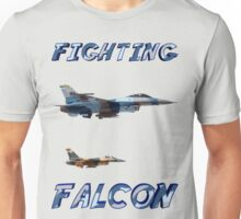 Flight of F-16 Fighting Falcons Unisex T-Shirt
