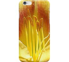 Crafted By Nature iPhone Case/Skin