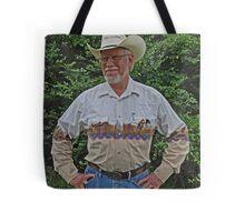 """""""Cowboy Pops"""" Tote Bag"""