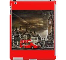 London Sightseeing Tours bus iPad Case/Skin