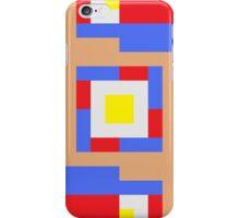Sprite Fractal - Mario iPhone Case/Skin