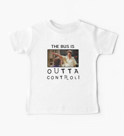 Outta Control Baby Tee