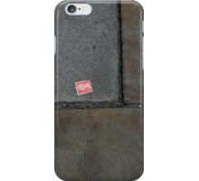 First Class Stamp iPhone Case/Skin