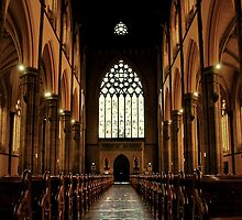 Cathedral  #11 by Steven  Agius