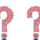 Question Boy by SusanSanford