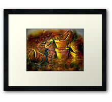 Unwrapped.... Framed Print