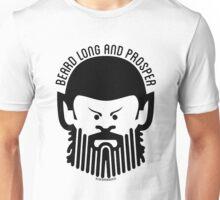 Beard Long and Prosper Unisex T-Shirt