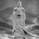 Kuan Yin by Shredman