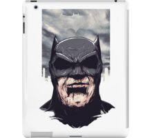 Fighting cops. It's been a while.  iPad Case/Skin