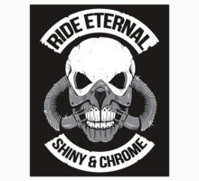 Ride Eternal (sticker) by spazzynewton