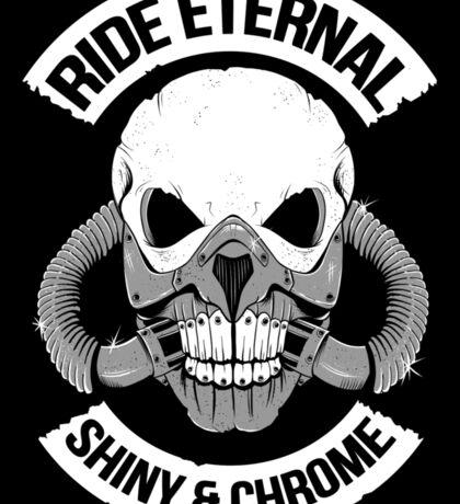 Ride Eternal (sticker) Sticker