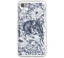Of Mice and Morris  iPhone Case/Skin