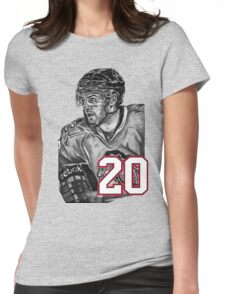 Brandon Saad Womens Fitted T-Shirt