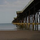 The pier. by Ryan Gilmour