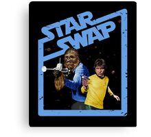 Star Trek / Star Wars Canvas Print