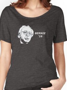Bernie Sanders '16 Women's Relaxed Fit T-Shirt