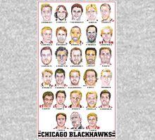 Chicago Blackhawks 2014-2015 Roster Unisex T-Shirt