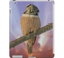 Lest ye be judged iPad Case/Skin