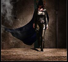 ..The assasin.. by Shane Gallagher