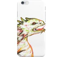 Little Green Dragon iPhone Case/Skin