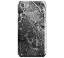 Grain BW iPhone Case/Skin