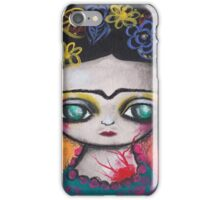 Frida Colors iPhone Case/Skin