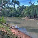 Murray River, Swan Hill,Victoria, Australia (HDR) by Adrian Paul