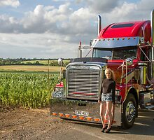 Freightliner  by yampy