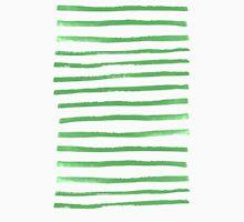 Simple Stripes - Fern Unisex T-Shirt