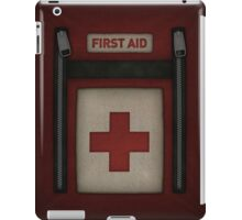 First Aid Kit iPad Case/Skin