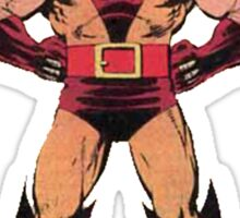 Wolverine (Red) Sticker