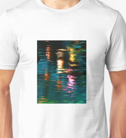 REFLECTIONS IN WATER Unisex T-Shirt