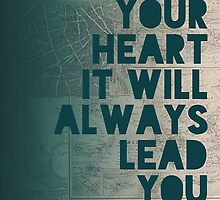 Follow Your Heart by Leah Flores