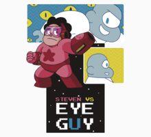 Steven Universe - Eye Guy One Piece - Short Sleeve