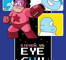 Steven Universe - Eye Guy by vbatignole