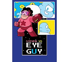 Steven Universe - Eye Guy Photographic Print