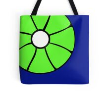 Flower - Green Mintee Tote Bag