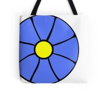 Flower - Blue Forget Mee Nottee Tote Bag