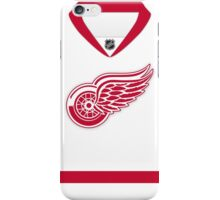 Detroit Red Wings Away Jersey iPhone Case/Skin