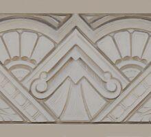 Art Deco Relief by Christopher Biggs